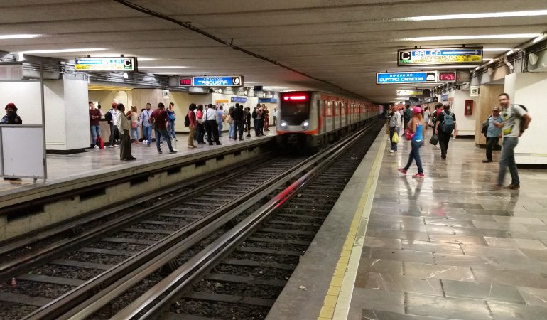 The Mexico City Metro and All It Has to Offer
